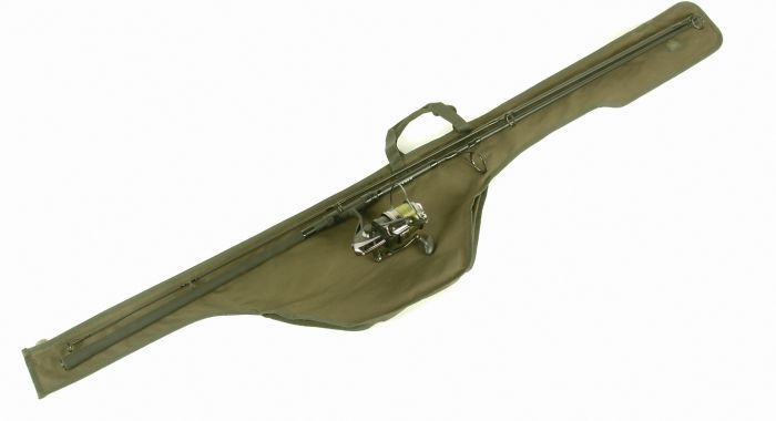 Nash tackle new carp fishing h gun dedicated retract 12ft for Gun fishing rod