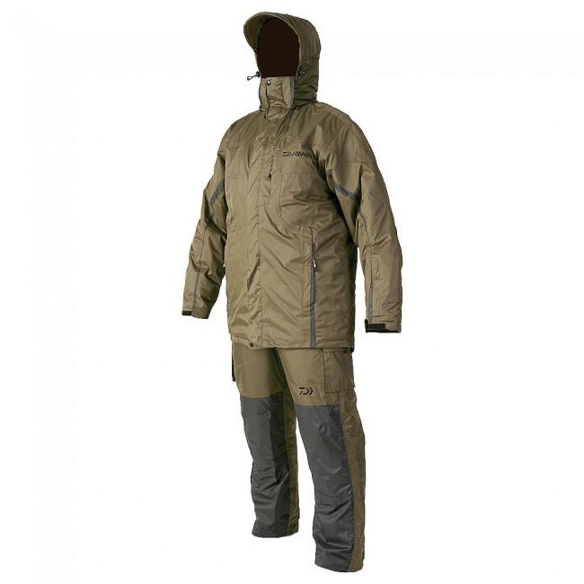 Daiwa New Carp Fishing Green Retex 2 Piece Waterproof Suit